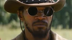 Django. Making escape from slavery look good.