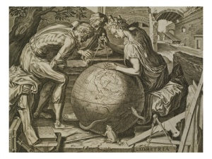 flemish-school-allegory-of-geometry-engraving-by-f-floris-16th-century