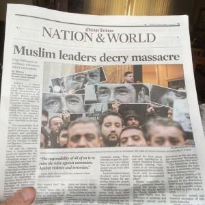 Muslim Leaders Decry