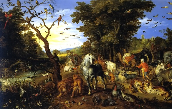 Jan Brueghel the Elder, 1613