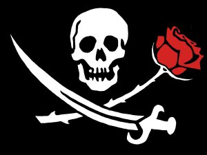 Jolly Roger Rose