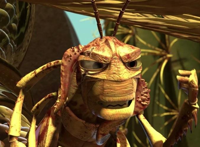 Hopper king ants
